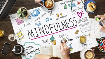 Training mindfulness